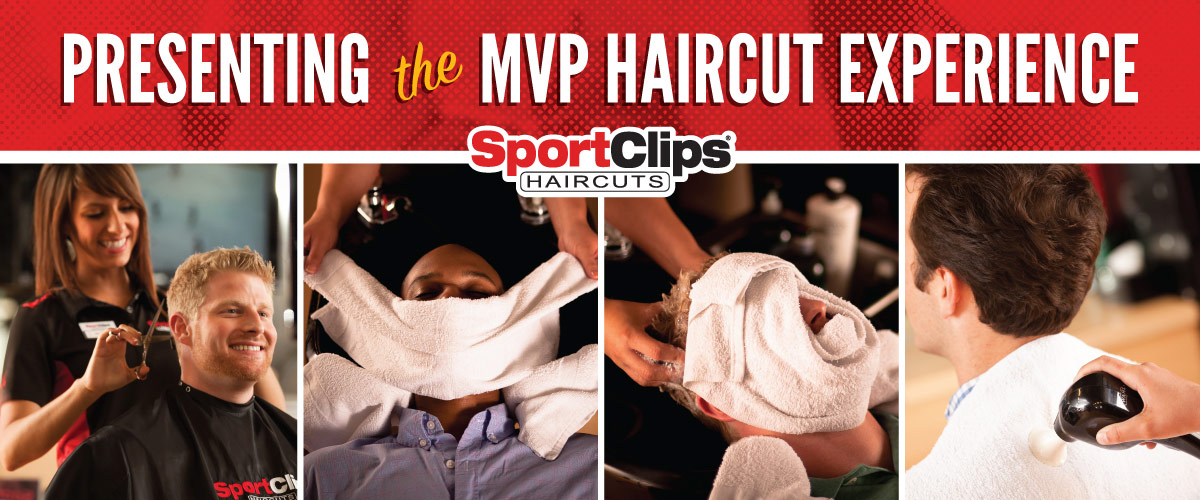 The Sport Clips Haircuts of Fairfield  MVP Haircut Experience